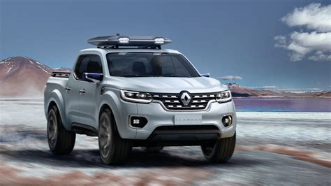 renault alaskan concept cars vehicles renault uk