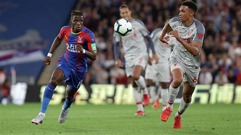 Crystal Palace vs Liverpool on 20 Aug 18 - Match Centre ...