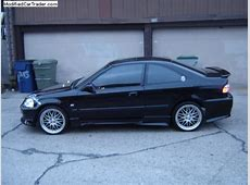 1996 Honda Civic ex For Sale Milwaukee Wisconsin