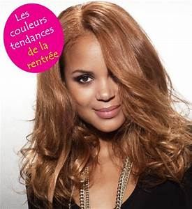 Cheveux Couleur Caramel : couleur cheveux caramel chocolat ~ Melissatoandfro.com Idées de Décoration