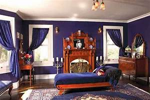 Victorian home interior paint color ideas for Victorian style interior paint colors