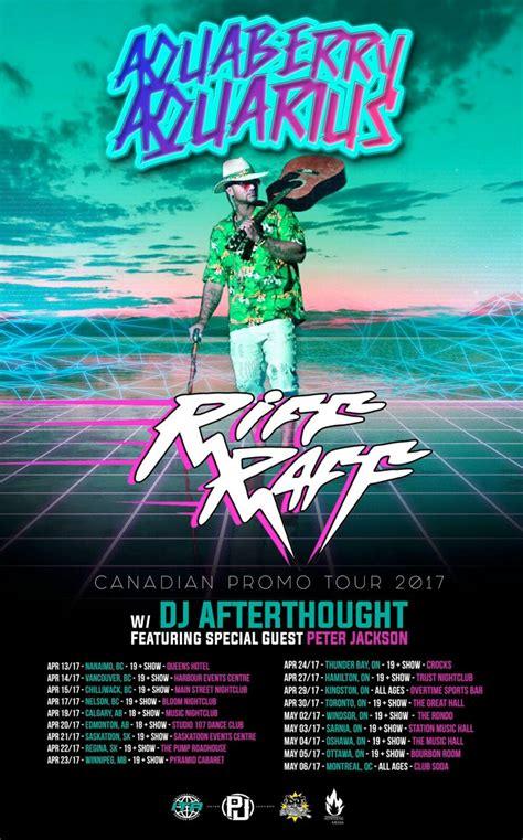 Riff Raff Announces
