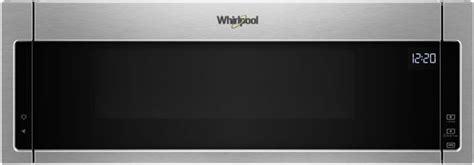whirlpool   range microwave black  stainless wmlhs spencers tv appliances