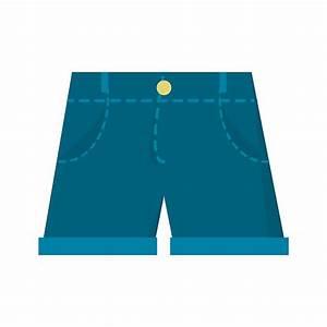 Royalty Free Shorts Clip Art, Vector Images ...