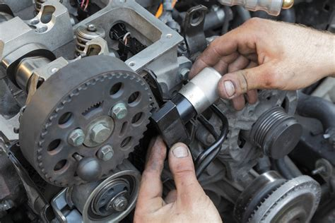 signs   time  replace  timing belt cherry hill