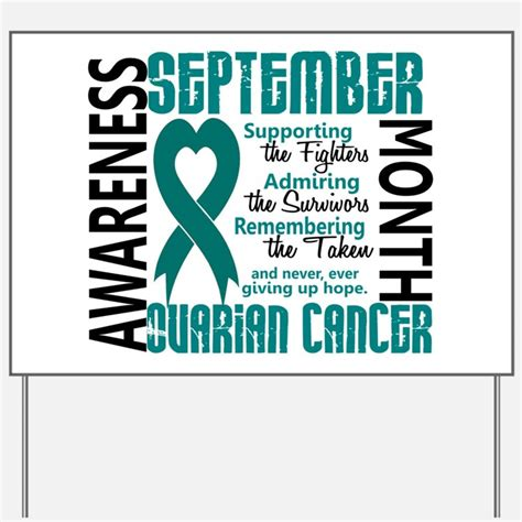 Ovarian Cancer Ribbon Yard Signs  Custom Yard & Lawn. Stand Here Signs. Shop Front Signs. November 11 Signs. Mounted Signs Of Stroke. Schedule Signs Of Stroke. Scorpius Signs Of Stroke. Guide Signs Of Stroke. Daisy Signs Of Stroke
