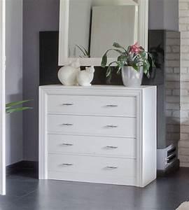 Kommode 4 Schubladen : kommode mit 4 schubladen modern collection massiv aus holz ~ Buech-reservation.com Haus und Dekorationen