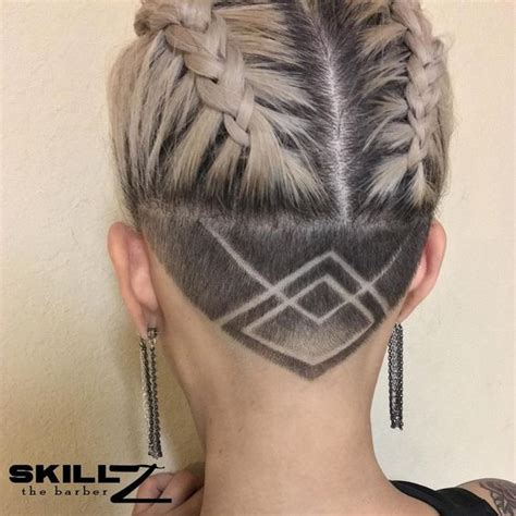 tendance coiffure lundercut ellemixe