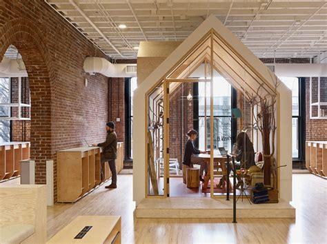 Une Visite Des Nouveaux Bureaux De Airbnb à Portland