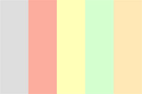 light colors canon light color palette