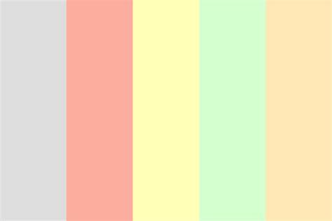 Canon Light Color Palette