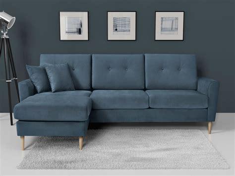 canapé delamaison canapé d 39 angle en tissu maximilian kaligrafik canapé