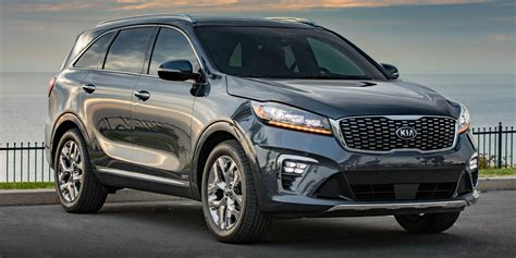 2019  Kia  Sorento  Vehicles On Display  Chicago Auto Show