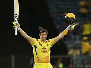 Dhoni's First Post After IPL Win Shows That Watson ...
