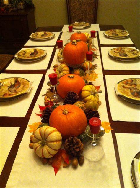 thanksgiving table centerpieces thanksgiving table centerpiece decor holiday ideas pinterest