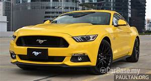 Ford Mustang S550 (2016) Exterior Image #47288 in Malaysia - Reviews, Specs, Prices - CarBase.my