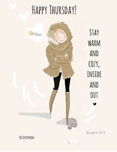 Cozy Stay Warm ... Warm Cozy Christmas Quotes