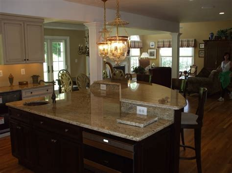 Owings Mills Kitchen Remodel with Custom Cabinets   Owings