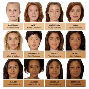 There is a beauty in every skin tone. What's your skin ...