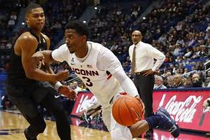 UConn Men's Basketball Drops Third-Straight, Loses To UCF ...