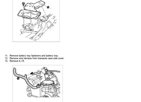 best car repair manuals 2005 saturn relay electronic toll collection valve cover removal instructions on a 2005 saturn relay how do i remove the valve cover on a