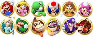 Mario Party Star Rush By JeffersonFan99 On DeviantArt