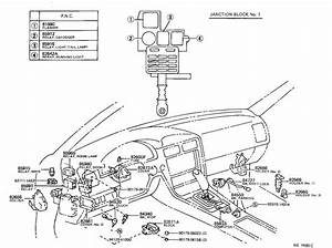 Toyota Mr2 Relay  Power Steerin  Electrical