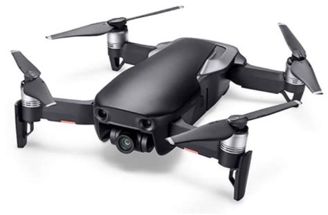dji mavic air onyx black fly  combo