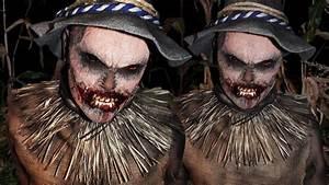 Resident Evil 2 Zombie Makeup Kit Tutorial