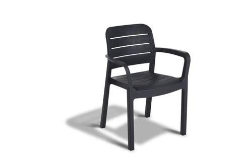 chaise allibert garden chairs garden seating allibert