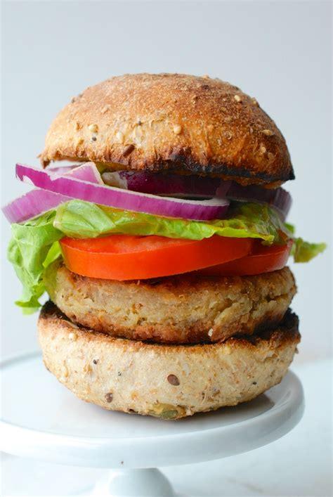 veggie burger the best veggie burger ever the roaming kitchen