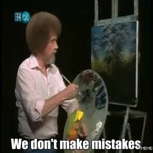 bob ross   vietnam flashback  explorerjoe meme center