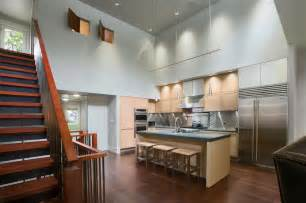overhead kitchen lighting ideas some vaulted ceiling lighting ideas to your home design homestylediary