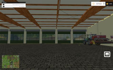 shelter hall   mod farming simulator   mod