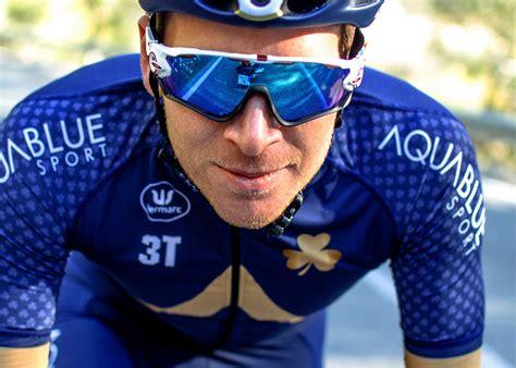 Aqua Blue Sport Irish cycling team racing kit for 2018 ...