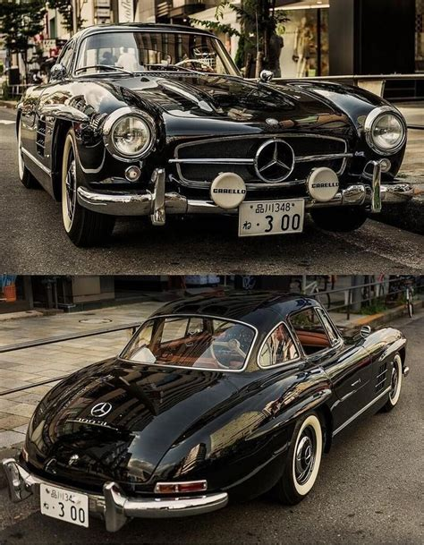 Mercedes Classic Car by Vintage Black Mercedes Stylishly Cool Cars