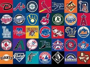 Major League Baseball Team Logos Corporate Identity