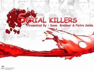 Serial killers psychology presentation for Killer powerpoint templates