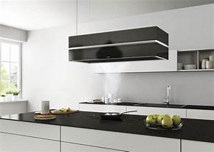 Hotte De Cuisine Design : hotte ilot design achat electronique ~ Premium-room.com Idées de Décoration
