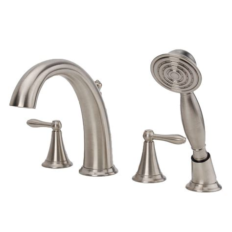 buying a kitchen faucet fontaine montbeliard 2 handle deck mount tub faucet