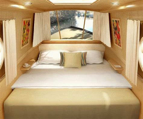 Boat With Bed And Bathroom by 17 Best Images About Narrowboat Living On The