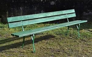 Banc En Fer : mobilier de jardin ancien vendu ~ Preciouscoupons.com Idées de Décoration