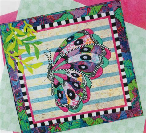 applique quilt pattern beatrice applique pieced butterfly wall quilt pattern