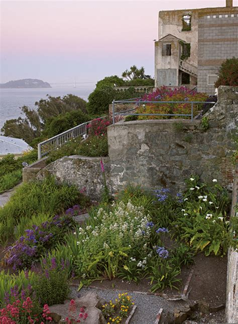 alcatraz gardens outstanding american gardens a celebration private newport