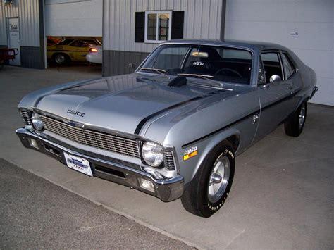 1970 Chevrolet Nova Yenko Deuce Coupe