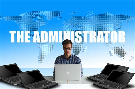 Administrator Sysadmin Sysop · Free Image On Pixabay