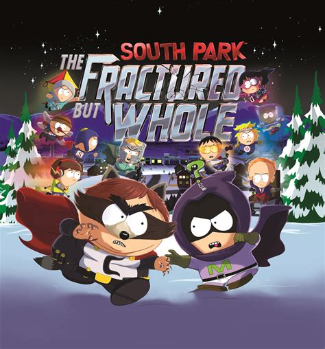 south park  fractured   trailer collider