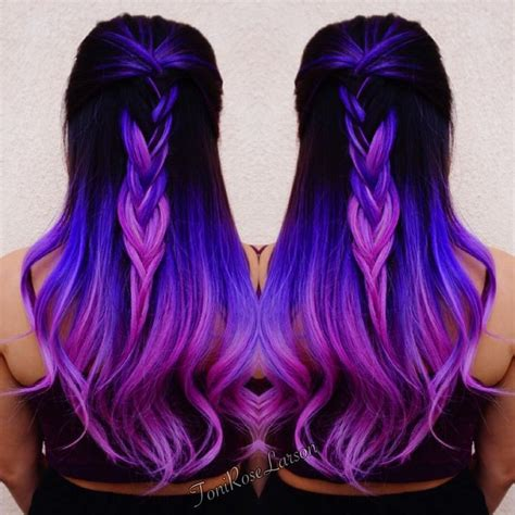25 Best Ideas About Faded Purple Hair On Pinterest