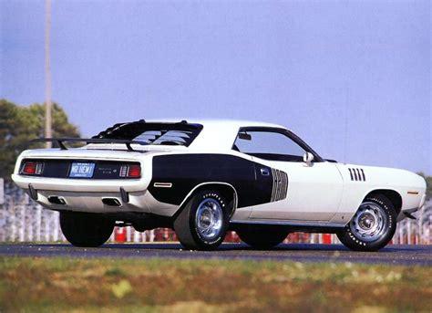 1971 Hemi 'cuda 4spd