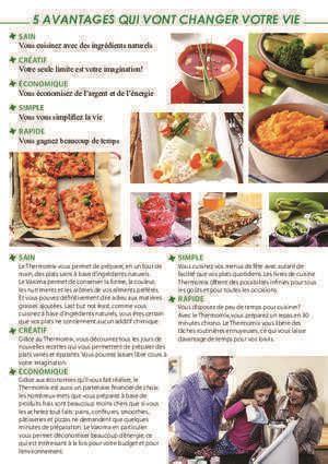 la cuisine au quotidien thermomix thermomix ma cuisine au quotidien notices et pdf gratuits